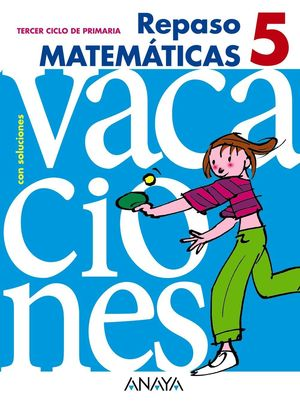 C. VACACIONES MATEMAT. 5