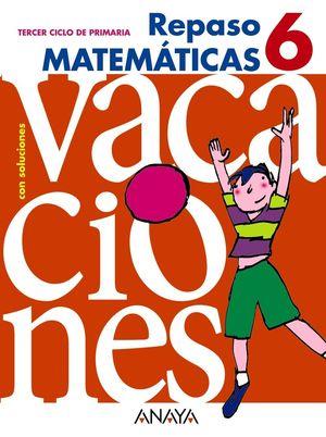 C. VACACIONES MATEMAT. 6