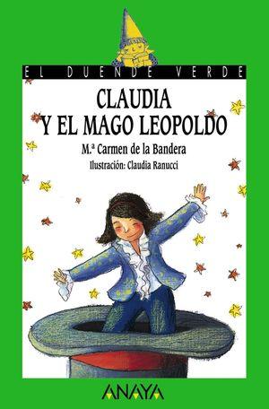 CLAUDIA Y EL MAGO LEOPOLDO