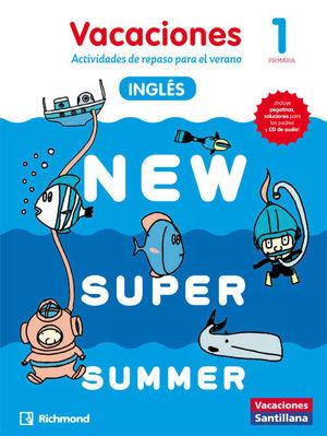 (16).NEW SUPER SUMMER 1º PRIM.(BOOK+AUDIO)