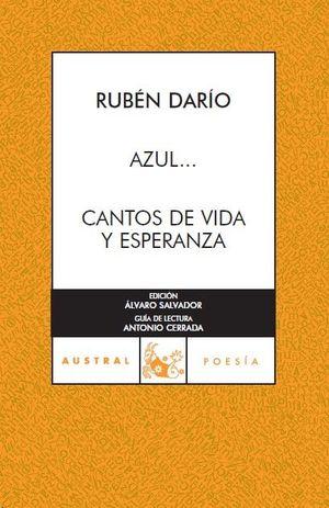 AZUL...CANTOS DE VIDA Y ESPERANZA