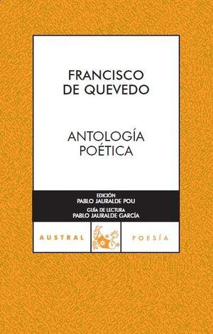 ANTOLOGIA POETICA (QUEVEDO)