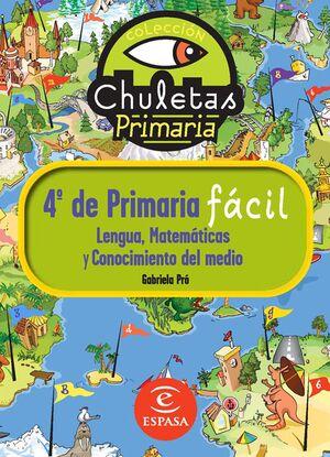 4º DE PRIMARIA FACIL