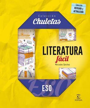 LITERATURA FÁCIL PARA LA ESO