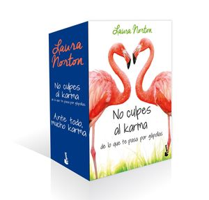 PACK LAURA NORTON KARMAS