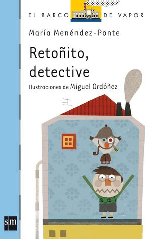 RETOÑITO, DETECTIVE