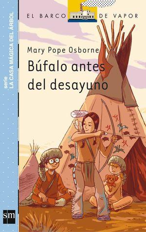BÚFALO ANTES DEL DESAYUNO
