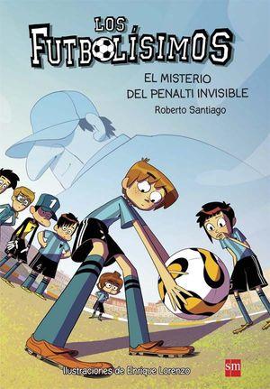 FUTBOLISIMOS 7 EL MISTERIO DEL PENALTI INVISIBLE