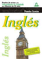 INGLES PRUEBAS ACCESO UNIVERSIDAD 25 AÑOS