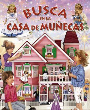 BUSCA EN LA CASA DE MUÑECAS