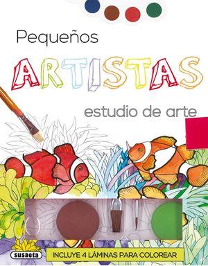 PEQUEÑOS ARTISTAS, ESTUDIO DE ARTE