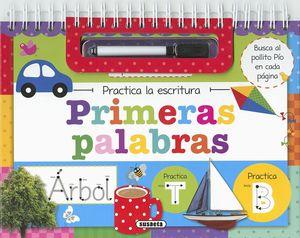 PRIMERAS PALABBRAS