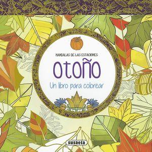 OTOÑO. UN LIBRO PARA COLOREAR
