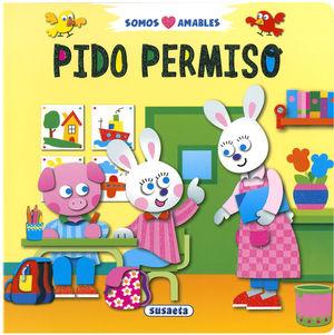 PIDO PERMISO