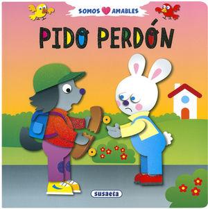 PIDO PERDÓN