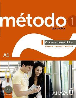 MÉTODO 1 DE ESPAÑOL. CUADERNO DE EJERCICIOS A1