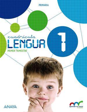 LENGUA 1. (CON LECTURAS: LOS MISTERIOS DE LUPAS 1.)