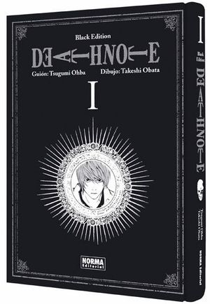 DEATH NOTE, BLACK EDITION 1