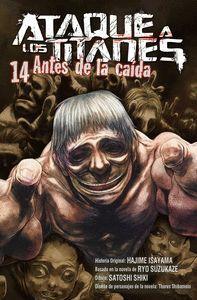 ATAQUE A LOS TITANES 14