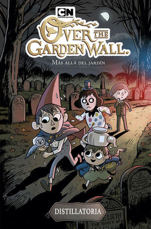 OVER THE GARDEN WALL - MAS ALLA DEL JARDIN: DISTILLATORIA