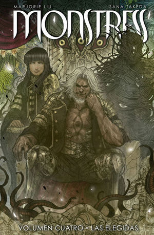 MONSTRESS 4. LA ELEGIDA