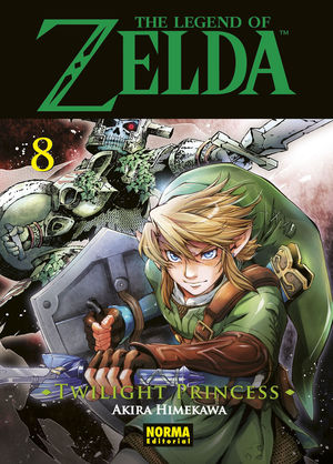 THE LEGEND OF ZELDA TWILIGHT PRINCESS 8