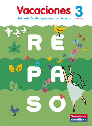 VACACIONES DE REPASO 3PRIM CAST