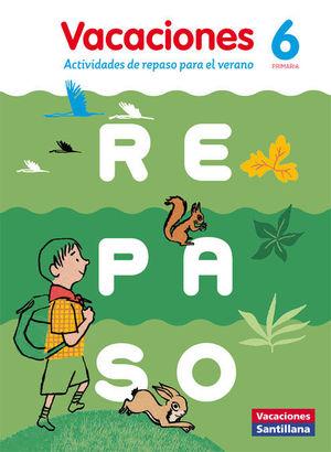 VACACIONES DE REPASO 6PRIM CAST