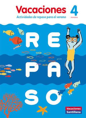 VACACIONES DE REPASO 4PRIM CAST