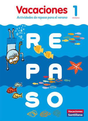 VACACIONES DE REPASO 1PRIM CAST
