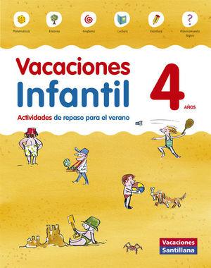 4AÑOS VACACIONES INFANTIL ED15