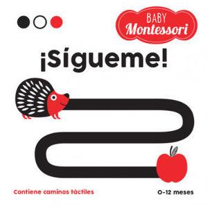 BABY MONTESSORI ¡SIGUEME! (VVKIDS)