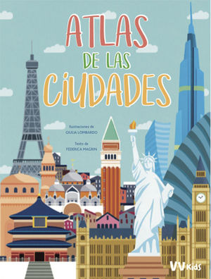 ATLAS DE CIUDADES (VVKIDS)