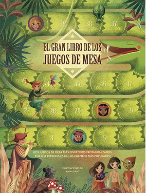 EL GRAN LIBRO DE LOS JUEGOS DE MESA