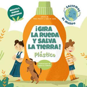 ¡GIRA LA RUEDA Y SALVA LA TIERRA PLASTICO! (VVKIDS