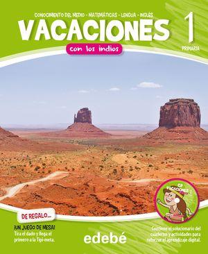 VACACIONES 1EP. CON LOS INDIOS