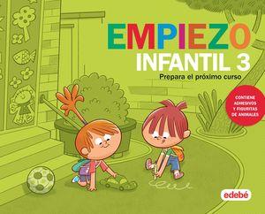 EMPIEZO INFANTIL 3 AÑOS. VACACIONES
