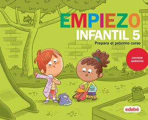 EMPIEZO INFANTIL 5 AÑOS VACACIONES