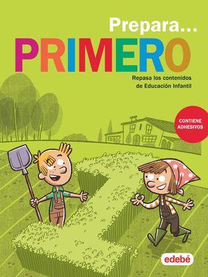 PREPARA PRIMERO PRIMARIA VACACIONES