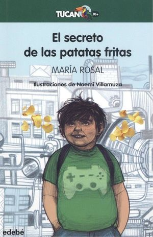 SECRETO DE LAS PATATAS FRITAS,EL