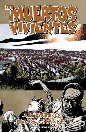 LOS MUERTOS VIVIENTES Nº 16