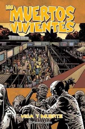 LOS MUERTOS VIVIENTES Nº 24