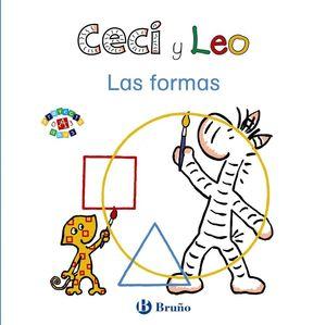 CECI Y LEO. LAS FORMAS