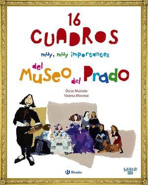 16 CUADROS MUY, MUY IMPORTANTES DEL MUSEO DEL PRADO