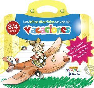 VACACIONES LETRAS DIV 3