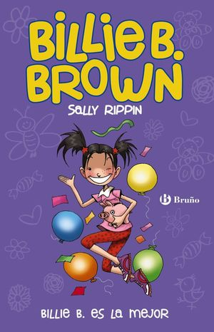 BILLIE B. BROWN, 9. BILLIE B. ES LA MEJOR