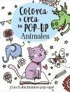 COLOREA Y CREA TU POP-UP DE ANIMALES