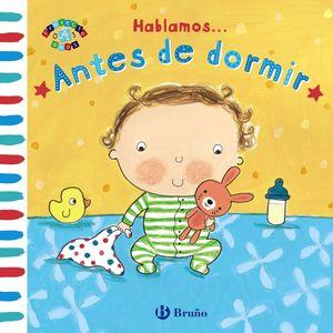 HABLAMOS... ANTES DE DORMIR