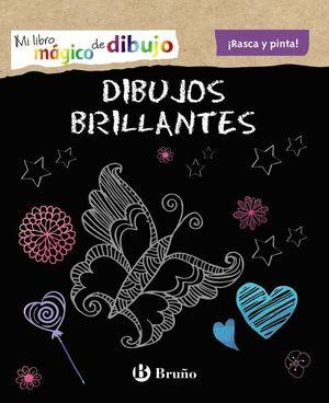 MI LIBRO MÁGICO DE DIBUJO. DIBUJOS BRILLANTES