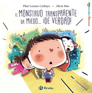 EL MONSTRUO TRANSPARENTE DA MIEDO...DE VERDAD!